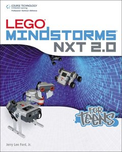 Lego Mindstorms NXT 2.0 for Teens (Paperback)-cover