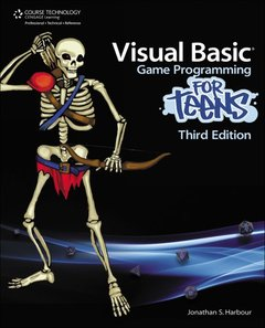 Visual Basic Game Programming for Teens, 3/e (Paperback)-cover