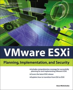VMware ESXi: Planning, Implementation, and Security (Paperback)-cover