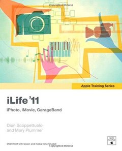 Apple Training Series: iLife '11 (Paperback)-cover