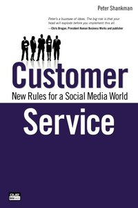 Customer Service: New Rules for a Social Media World (Paperback)-cover