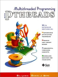 Multithreaded Programming With PThreads (Paperback)-cover