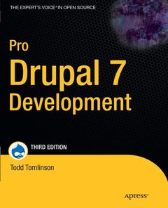 Pro Drupal 7 Development, 3/e (Paperback)-cover