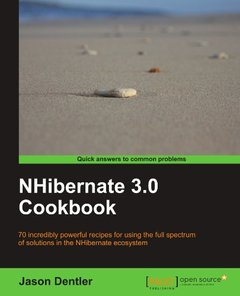 NHibernate 3.0 Cookbook-cover