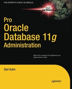 Pro Oracle Database 11g Administration (Paperback)-cover