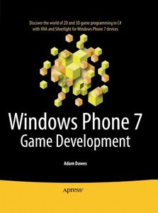 Windows Phone 7 Game Development (Paperback)-cover