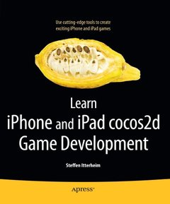 Learn iPhone and iPad Cocos2D Game Development (Paperback)-cover