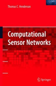 Computational Sensor Networks (Hardcover)-cover