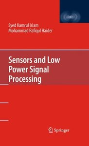 Sensors and Low Power Signal Processing (Hardcover)-cover