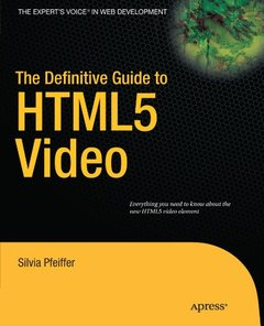 The Definitive Guide to HTML5 Video (Paperback)-cover