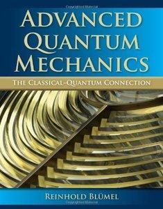 Advanced Quantum Mechanics (Hardcover)-cover