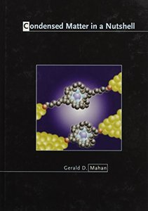 Condensed Matter in a Nutshell (Hardcover)-cover