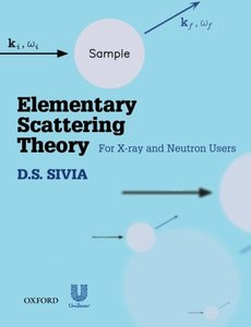Elementary Scattering Theory: For X-ray and Neutron Users (Paperback)-cover
