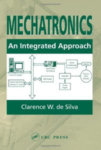 Mechatronics: An Integrated Approach (Hardcover)-cover
