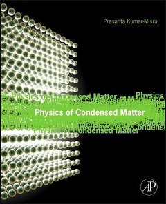 Physics of Condensed Matter (Hardcover)-cover