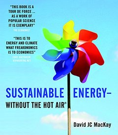 Sustainable Energy - Without the Hot Air (Paperback)-cover