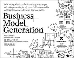 Business Model Generation: A Handbook for Visionaries, Game Changers, and Challengers (Paperback)-cover