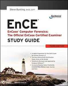 EnCase Computer Forensics -- The Official EnCE: EnCase Certified Examiner Study Guide, 3/e (Paperback)-cover
