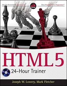HTML5 24-Hour Trainer (Paperback)