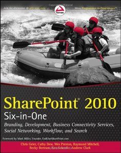 SharePoint 2010 Six-in-One (Paperback)