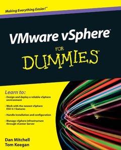 VMware vSphere For Dummies (Paperback)-cover