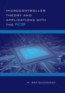 Microcontroller Theory and Applications with the PIC18F (Hardcover)-cover