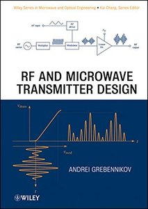 RF and Microwave Transmitter Design (Hardcover)-cover