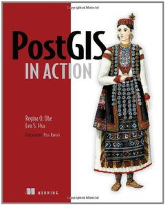 PostGIS in Action (Paperback)-cover