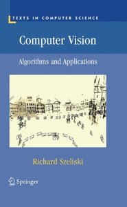 Computer Vision: Algorithms and Applications (Hardcover)-cover