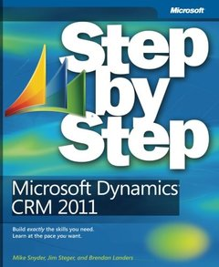 Microsoft Dynamics CRM 2011 Step by Step (Paperback)-cover