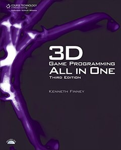 3D Game Programming All in One, 3/e -cover