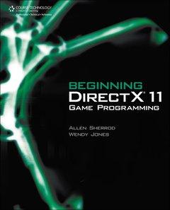 Beginning DirectX 11 Game Programming (Paperback)-cover