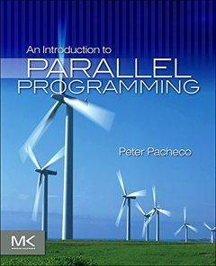 An Introduction to Parallel Programming (Hardcover)(dhl)-cover