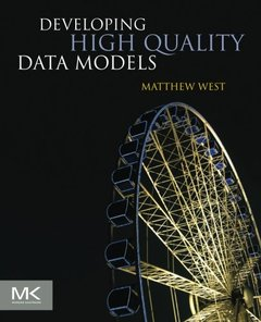 Developing High Quality Data Models (Paperback)-cover