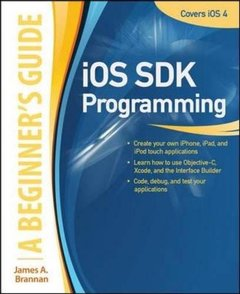 iOS SDK Programming A Beginners Guide (Paperback)-cover