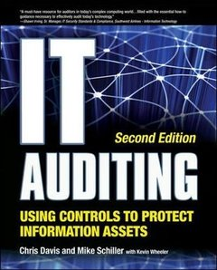 IT Auditing Using Controls to Protect Information Assets, 2/e (Paperback)-cover