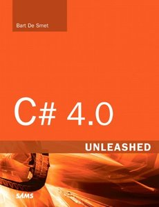 C# 4.0 Unleashed (Paperback)-cover