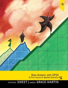 Data Analysis with SPSS: A First Course in Applied Statistics, 4/e (Paperback)