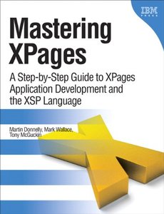 Mastering XPages: A Step-by-Step Guide to XPages Application Development and the XSP Language (Paperback)-cover