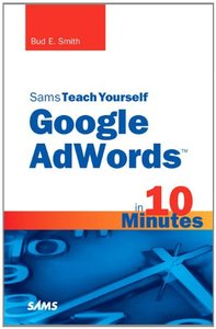 Sams Teach Yourself Google AdWords in 10 Minutes (Paperback)-cover