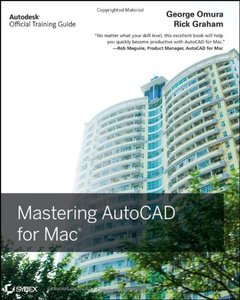 Mastering AutoCAD for Mac (Paperback)-cover