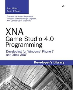 XNA Game Studio 4.0 Programming: Developing for Windows Phone 7 and Xbox 360 (Paperback)-cover