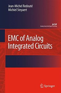 EMC of Analog Integrated Circuits (Hardcover)