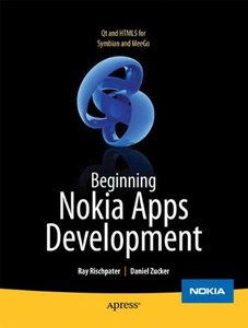 Beginning Nokia Apps Development: Qt and HTML5 for Symbian and MeeGo (Paperback)-cover