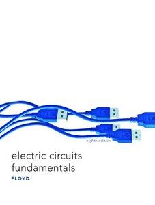 Electric Circuits Fundamentals, 8/e (Hardcover)-cover
