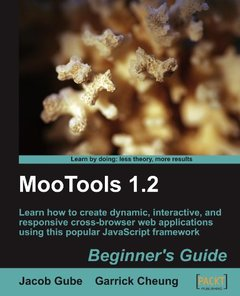 MooTools 1.2 Beginner's Guide-cover