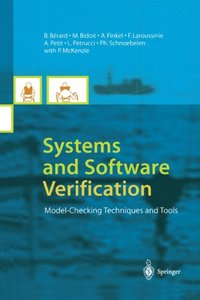 Systems and Software Verification: Model-Checking Techniques and Tools (Paperback)-cover