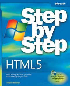 HTML5 Step by Step (Paperback)-cover