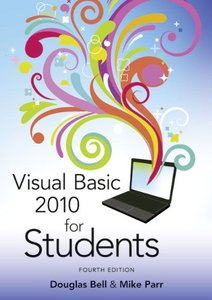 Visual Basic 2010 for Students (Paperback)-cover