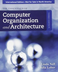 The Essentials of Computer Organization and Architecture, 3/e (Paperback)-cover